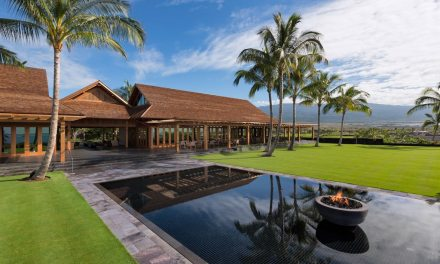 Big Island community Kohanaiki employs sustainable building strategy with new clubhouse