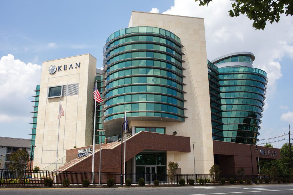Kean University, Green Lane Academic Building, N.J. Courtesy of Graham Architectural Products