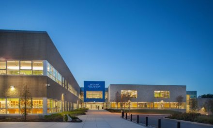 Finegold Alexander Architects receives Citation Award for Methuen High School