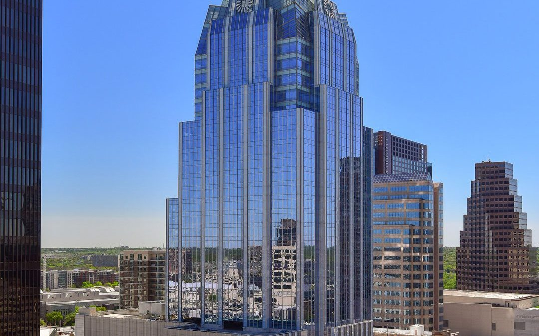 Frost Bank Tower wins Outstanding Building of the Year (TOBY®) Award
