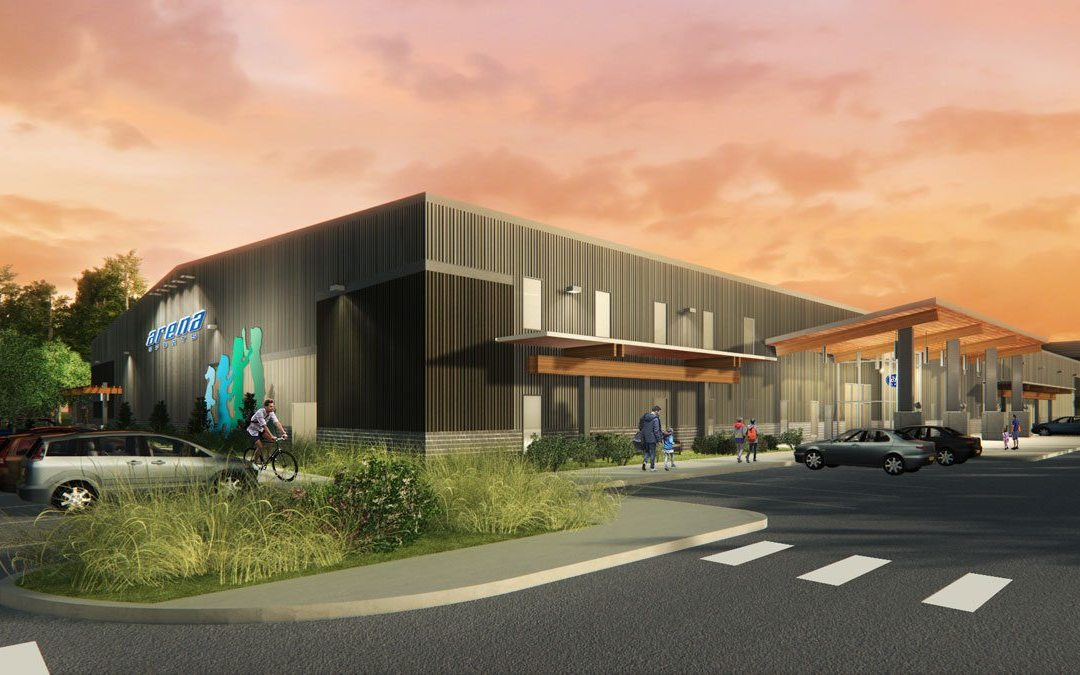 Arena Sports and Entertainment breaks ground on new sports complex and family entertainment center