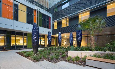 Healing design at new Sunshine Coast University Hospital
