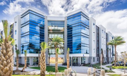 Embry-Riddle Aeronautical University's new student residence
