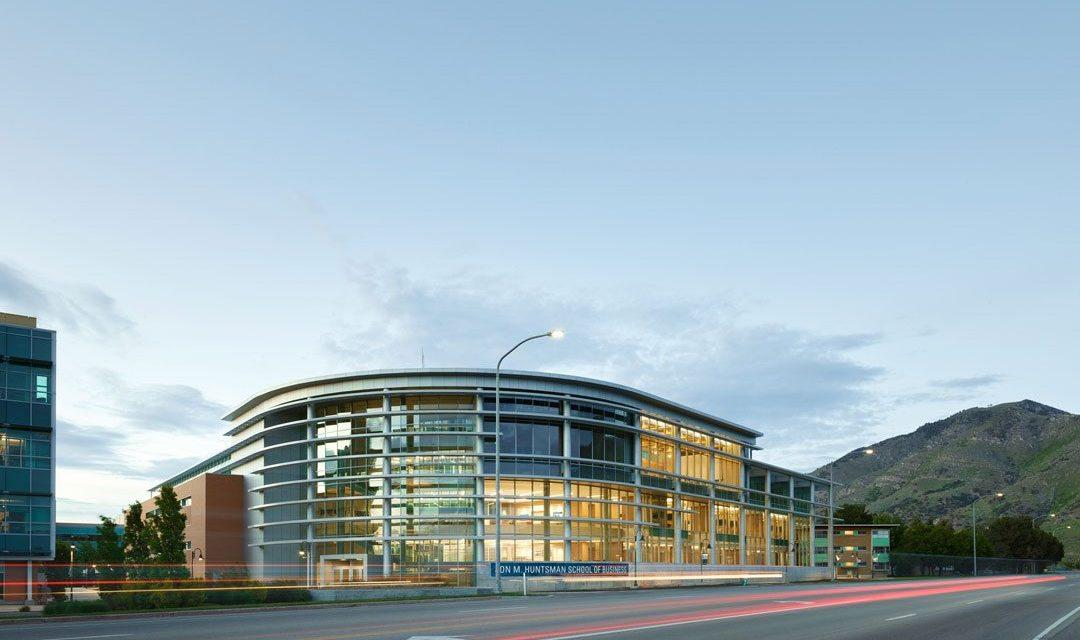 Jon M. Huntsman Hall at Utah State University—the next evolution in business school design