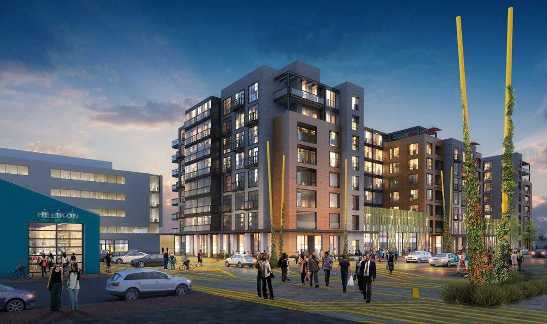 New Giambrocco neighborhood to transform eight RiNo acres into Denver's latest mixed-use development
