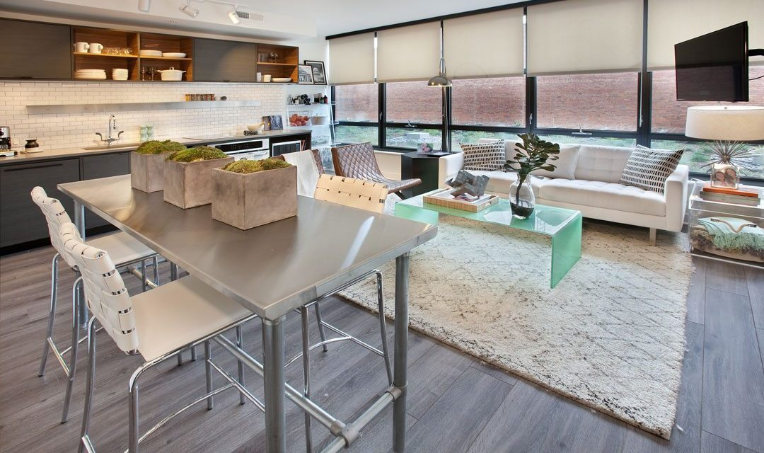 D.C.'s Atlantic Plumbing residences feature industrial-inspired design with Wausau's windows