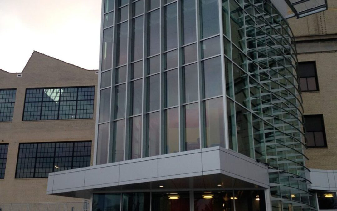 Energy Innovation Center achieves LEED Platinum certification