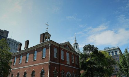 Founding Fathers chose brick for enduring appeal