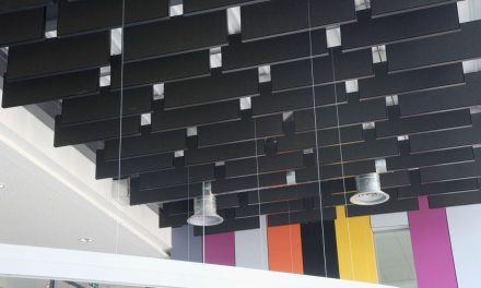 Rockfon expands acoustic stone wool ceiling products