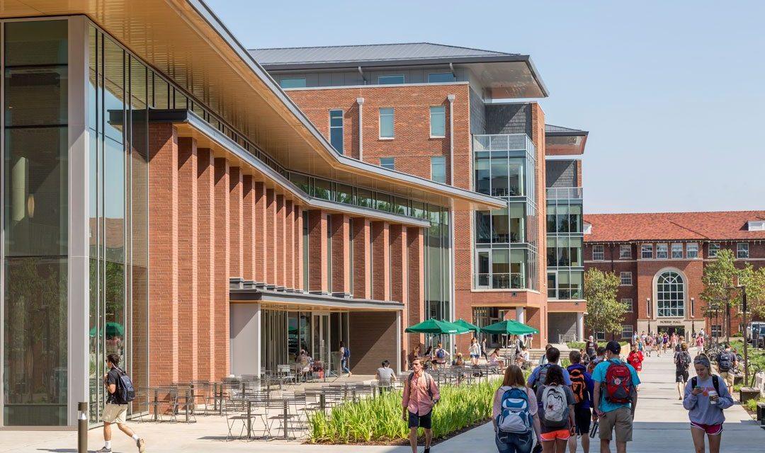 "Clemson University creates ""chapel for food"""