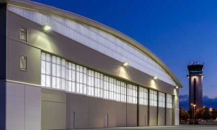 DuPage Airport uses EXTECH systems to enhance aesthetics and energy efficiency
