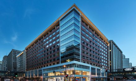 Renovation of Minneapolis' Baker Center features Tubelite's curtainwall and storefront