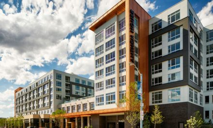 KTGY-Designed Anthem House Honored by Delta Associates