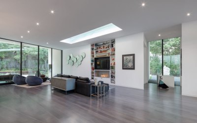 Texas home featuring SOLARBAN 60 glass by Vitro Glass wins two design awards