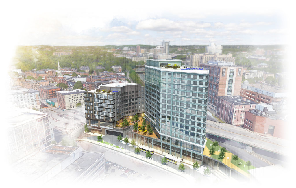 Fenway Center to start construction