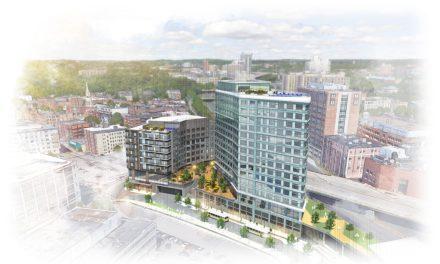 Fenway Center to start construction