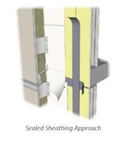 Sealed Sheathing Approach