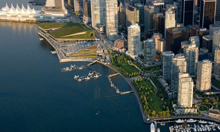 How Vancouver Greened its Waterfront