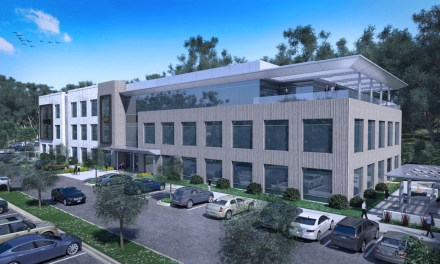 BNBuilders Awarded Class A, R&D Building and Parking Structure
