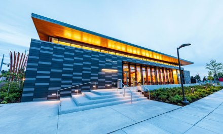 King County Library System's Tukwila Library Nominated for Environmental Leadership