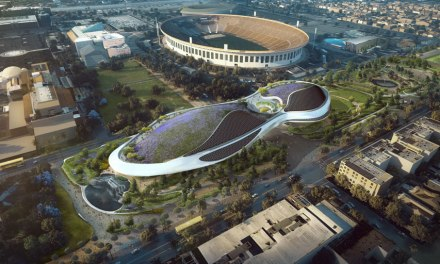 Lucas Museum of Narrative Art Officially Breaks Ground