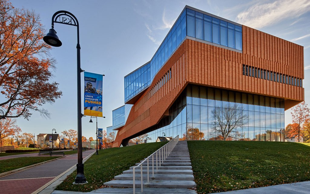 Kent state university college of architectural & environmental