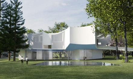Steven Holl Architects breaks ground on new Winter Visual Arts Center at Franklin & Marshall College