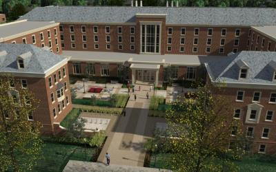 KWK Architects Designs $104.5 Million Renovation/Addition to University of Minnesota's Historic Pioneer Hall