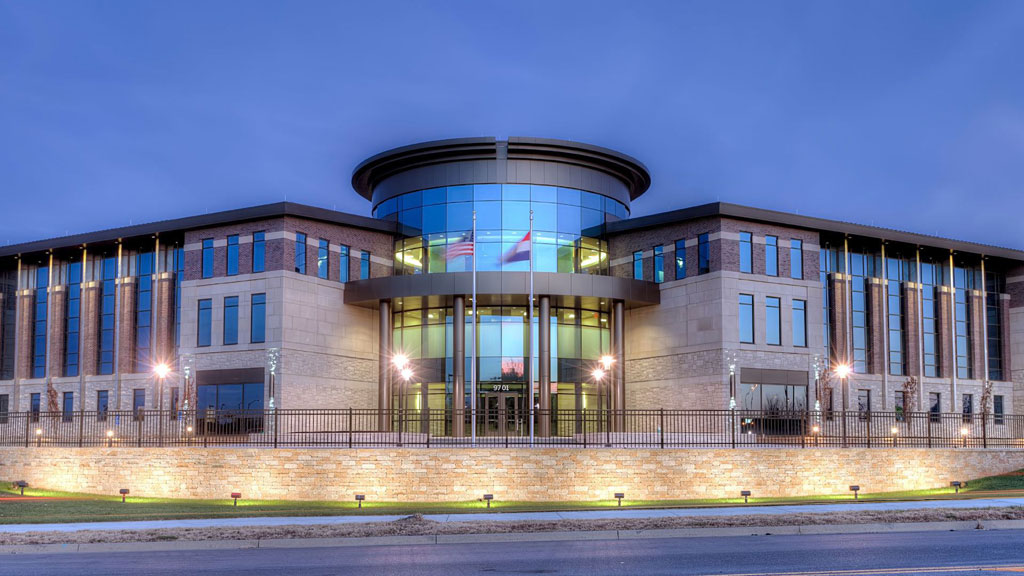 South Patrol Campus, Kansas City. Photo courtesy of Hoefer Wyscoki