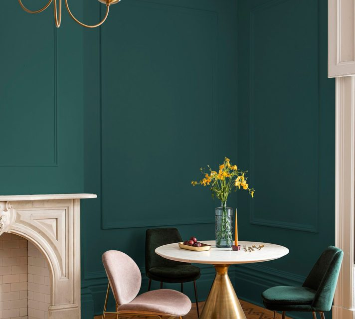 PPG brand brings the outside in with 2019 Color of the Year: Night Watch