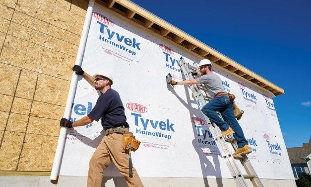 DuPont Safety & Construction Increase Tyvek® Capacity