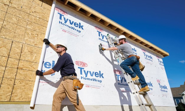 DuPont Safety & Construction Increase Tyvek® Capacity