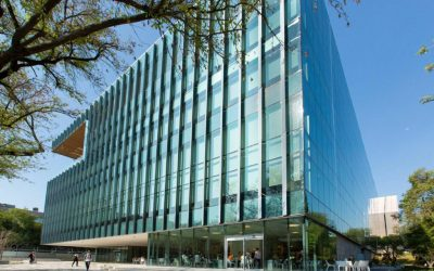 Main Library at Mexico's Tecnológico de Monterrey University, featuring Solarban 90 glass, earns honor