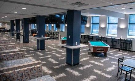 KWK Architects Designs Flexible Student Gathering Space at Midland University in Nebraska