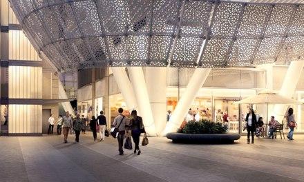 Pelli Clarke Pelli Architects-Designed Salesforce Transit Center, Unveiled