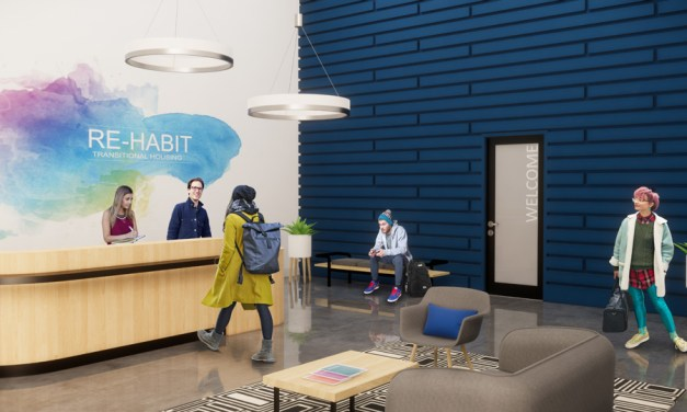 KTGY Unveils 'Re-Habit' Concept for Transitional Housing