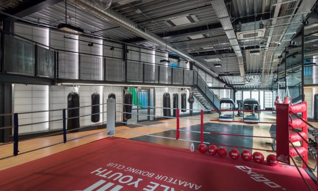 Kalwall help a revered London boxing club rebuild after the devastating Grenfell Tower fire