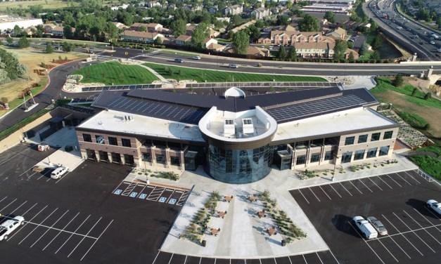 Hoefer Wysocki Designs New Northglenn Justice Center