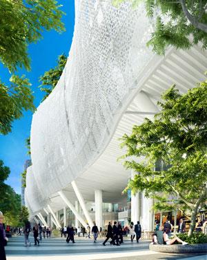 Credit: Pelli Clarke Pelli Architects