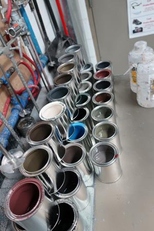 paint blending