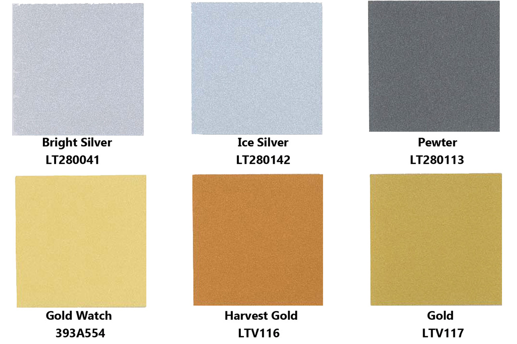 Whether seeking a palette that matches Trend #X or the color of the year, nearly any color is possible when working with an architectural finishing provided that offers in-house blending capabilities.