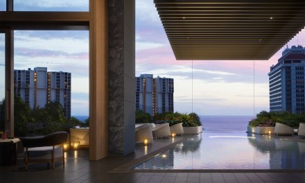 The Residences at the Mandarin Oriental, Hawaiian vertical living, unveiled
