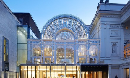 Stanton Williams' 'Open Up' project delivers a Royal Opera House for the 21st Century
