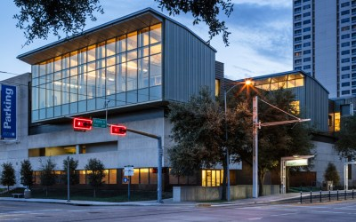 The Museum of Fine Arts, Houston, Completes the Sarah Campbell Blaffer Foundation Center for Conservation, Designed by Lake Flato Architects