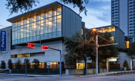 The Museum of Fine Arts, Houston, Completes the Sarah Campbell Blaffer Foundation Center for Conservation, Designed by Lake|Flato Architects