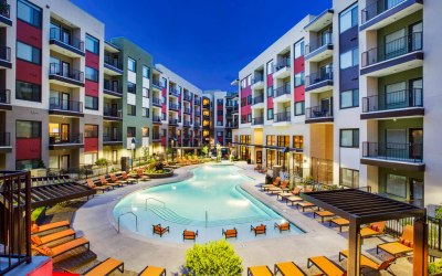 AMLI Ponce Park becomes the first multifamily development in Atlanta to receive Fitwel Certification