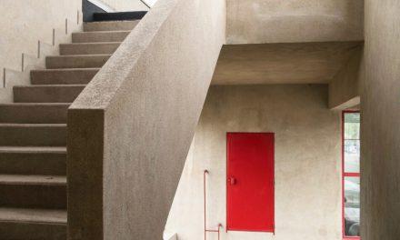Preservation of Karl Marx School Wins 2018 WMF/Knoll Modernism Prize