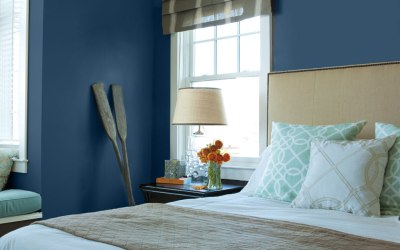"A Classic Choice: Kelly‐Moore Paints Names ""Peacock Blue"" Its 2019 Color of the Year"