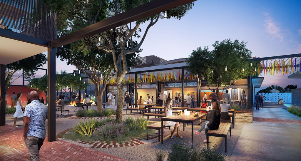 Studio One Eleven Expands Shipping-Container Design for Community-Based Retail