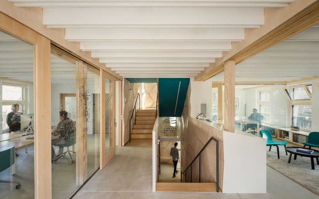 Harvard Center for Green Buildings and Cities Unveils First-of-its-Kind HouseZero Lab & Prototype